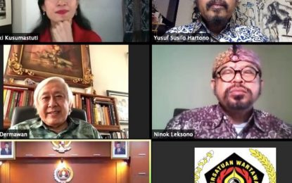 Ini Dia 10 Kepala Daerah Calon Penerima Anugerah Kebudayaan PWI Pusat 2021