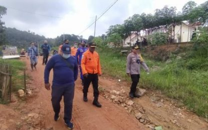 KPP Natuna Tinjau Lahan Hibah dari Pemkab Anambas