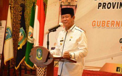 Gubernur Isdianto Komitmen Jamin Kesejahteraan ASN