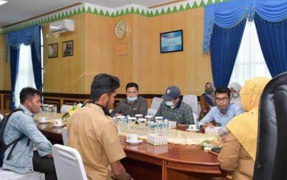 Terima Kunjungan PDPM, Wakil Bupati Natuna : PDPM Harus Aktif dalam Berbagai Kegiatan