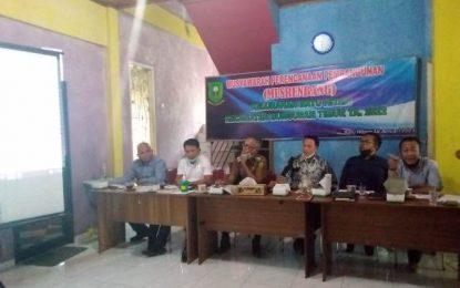 Anggota DPRD Natuna Hadiri Musrenbang Kelurahan Batu Hitam