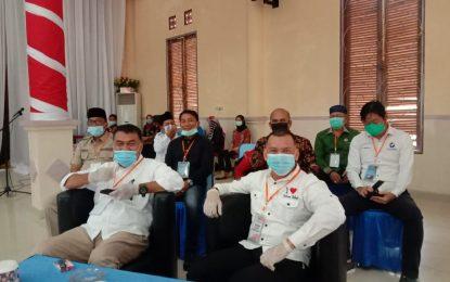 KPU Natuna Tetapkan Pasangan Bupati dan Wakil Bupati Terpilih