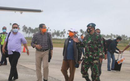 Ketua DPRD Natuna Sambut Kunker Gubernur Jambi