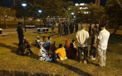 Gelar Razia, Satpol PP Batam Angkut 20 PMKS ke Selter Dinas Sosial